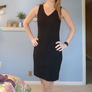 Versatile black dress size xs